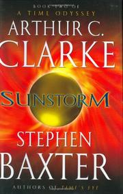 SUNSTORM by Arthur C. Clarke