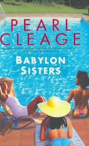 Cover art for BABYLON SISTERS
