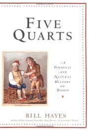 FIVE QUARTS by Bill Hayes