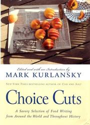 Cover art for CHOICE CUTS
