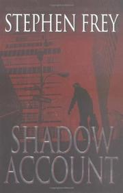 Cover art for SHADOW ACCOUNT