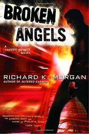 Book Cover for BROKEN ANGELS