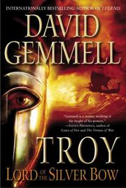 TROY by David Gemmell