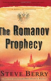 Cover art for THE ROMANOV PROPHECY