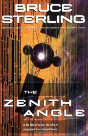 Book Cover for THE ZENITH ANGLE