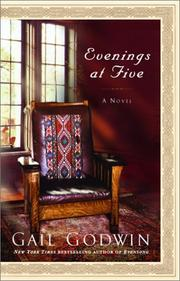 Cover art for EVENINGS AT FIVE