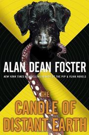 Cover art for THE CANDLE OF DISTANT EARTH