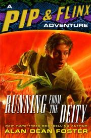 Book Cover for RUNNING FROM THE DEITY