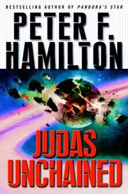 Cover art for JUDAS UNCHAINED