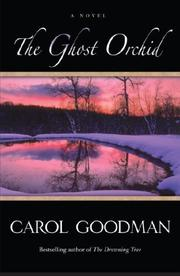Cover art for THE GHOST ORCHID
