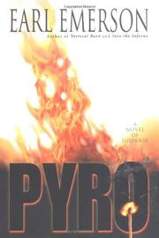 PYRO by Earl Emerson