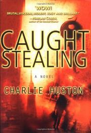 Cover art for CAUGHT STEALING