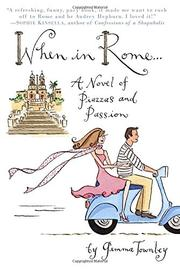 Book Cover for WHEN IN ROME...