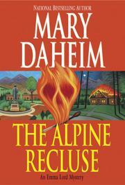 THE ALPINE RECLUSE by Mary Daheim