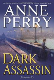 Cover art for DARK ASSASSIN