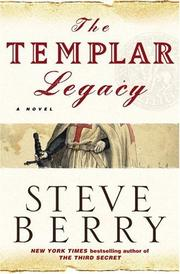 Cover art for THE TEMPLAR LEGACY