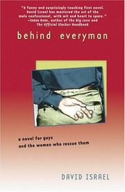 BEHIND EVERYMAN by David Israel