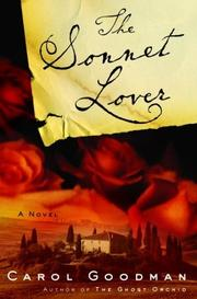 Cover art for THE SONNET LOVER