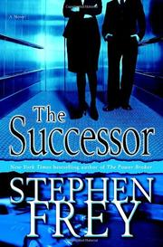 THE SUCCESSOR by Stephen Frey