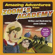 Book Cover for AMAZING ADVENTURES FROM ZOOM'S ACADEMY