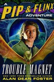 Book Cover for TROUBLE MAGNET