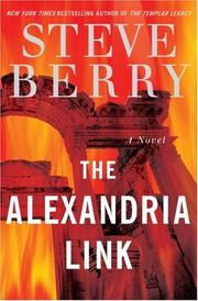 Cover art for THE ALEXANDRIA LINK