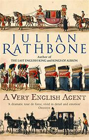 A VERY ENGLISH AGENT by Julian Rathbone