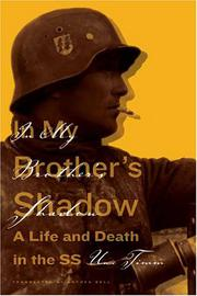 IN MY BROTHER'S SHADOW by Uwe Timm