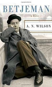 BETJEMAN by A.N. Wilson