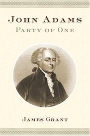 Book Cover for JOHN ADAMS