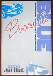 BONNEVILLE BLUE by Joan Chase