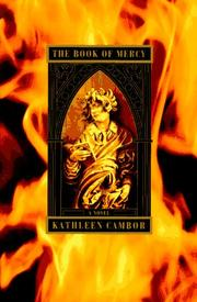 THE BOOK OF MERCY by Kathleen Cambor