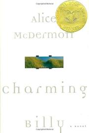 Cover art for CHARMING BILLY