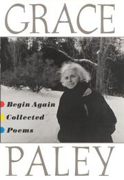 Book Cover for BEGIN AGAIN