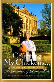 COUNTING MY CHICKENS by Duchess of Devonshire