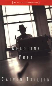 DEADLINE POET by Calvin Trillin