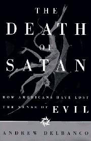 Book Cover for THE DEATH OF SATAN