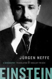 EINSTEIN by Jürgen Neffe
