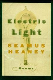ELECTRIC LIGHT by Seamus Heaney