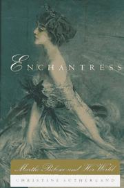 THE ENCHANTRESS by Christine Sutherland