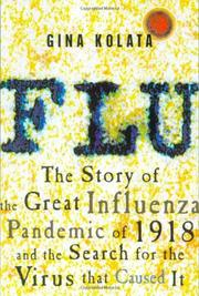 Book Cover for FLU