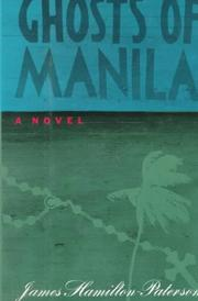 Cover art for GHOSTS OF MANILA