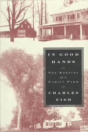 IN GOOD HANDS by Charles K. Fish