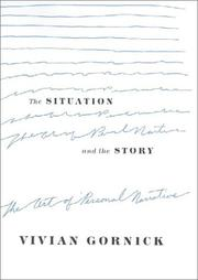 Cover art for THE SITUATION AND THE STORY