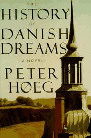 Cover art for THE HISTORY OF DANISH DREAMS