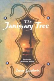 Cover art for THE JANISSARY TREE