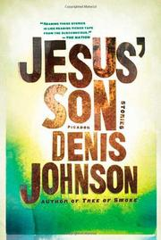Cover art for JESUS' SON