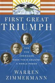 Book Cover for FIRST GREAT TRIUMPH