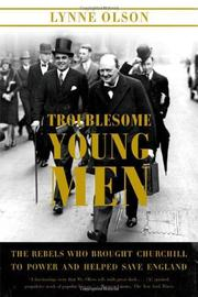 Cover art for TROUBLESOME YOUNG MEN