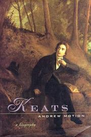 Cover art for KEATS